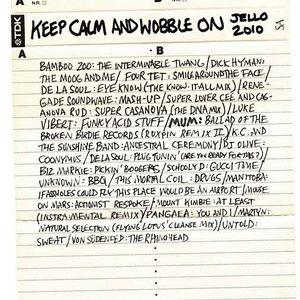 Keep Calm And Wobble On - Jell-o 2010