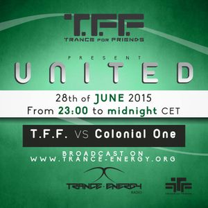 UNITED by T.F.F. - EP. 31 - JUNE 2015