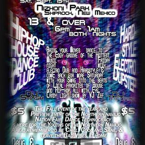 Live at Fall Shuffle 2012