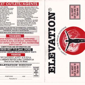 Tape Rips Vol 47 Side 2 One Nation Grooverider
