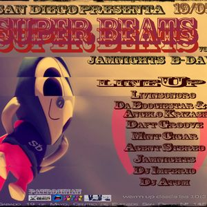 Agent Stereo @ Super Beats vol. 1 Jamnights B-Day May 20 2012