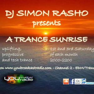 Trance Sunrise Episode 19 - End of Year Mix