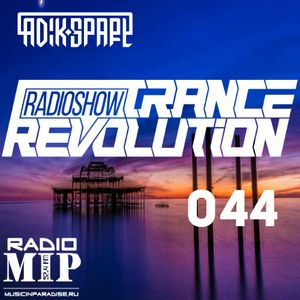Adik Spart - Trance Revolution #044
