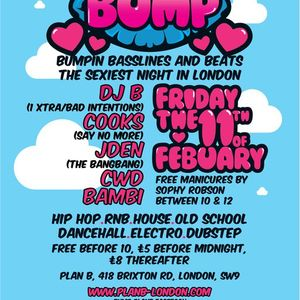Bump Mini Mix Dj Motive Fri 11th Feb