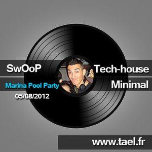 Vol 16 - Techhouse - @ marina pool party 05.08.12