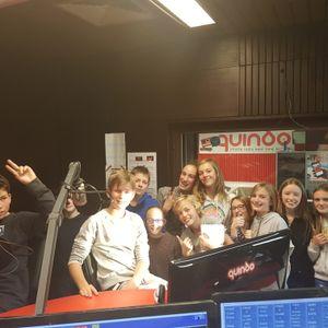 Radio 't Vier (Workshopradio) - 1 december 2017