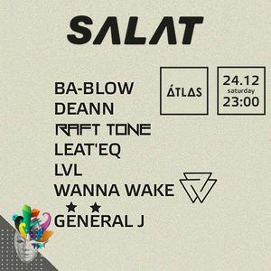 Leateq - Live SALAT Mascarada 24.12.2016