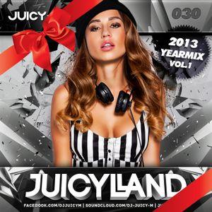 Juicy M - 2013 Yearmix vol. 1 (JuicyLand #030)