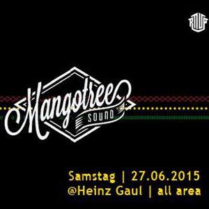 Mangotree Sound live @ Rien ne vas Plus - Cologne - 27.06.2015