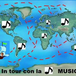 27.01.12 In tour con la musica (PODCAST)