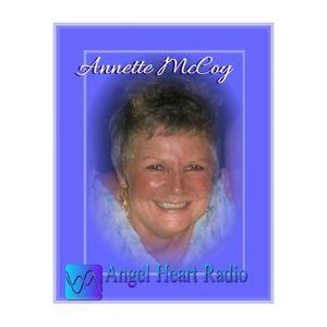 JOY FILLED LIVING- FREE to ANY ONE- KAREN DEGEN with ANNETTE McCOY