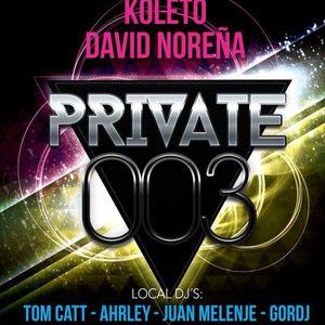 TOM CATT-LIVE@PRIVATE 003 PROMO MIX HOUR3 05042014
