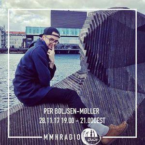 Per Bojsen-Møller // 28.11.17