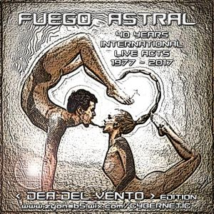 ASTROFUNK LIVE ACT by FUEGO ASTRAL 2016 B