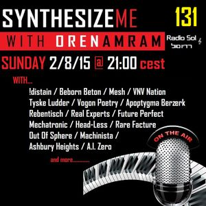 Synthesize me #131 - 02/08/2015 - hour 1
