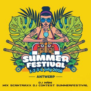 DJ Náni – Mix Scantraxx DJ Contest Summerfestival