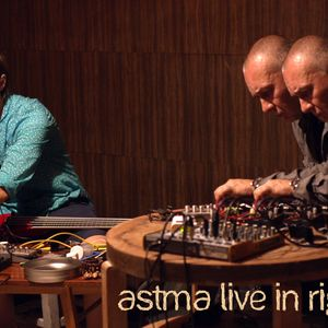 "ASTMA ""Live at Bolderaia"""