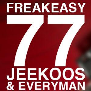 Jeekoos & EVeryman @ Freakeasy, Chicago, 03.09.13