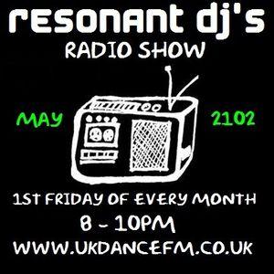 Resonant radio show - May 2012