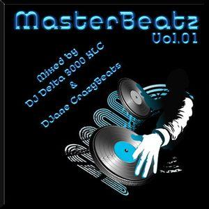 MasterBeatz vol.01 (Mixed by DJane CrazyBeats und DJ Delta 3000 XLC)