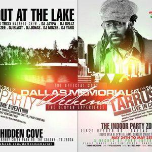 2012 Dallas Memorial Kenyan Experience Reggaemix [Dj Yard]