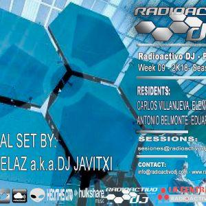 RADIOACTIVO DJ 09-2018 BY CARLOS VILLANUEVA