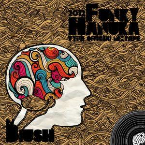 DJ Blush - Funky Hanuka Official Mixtape [Vinyl Only]