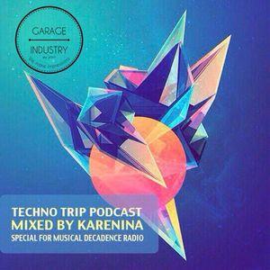 KARENINA - Techno Trip Podcast #25