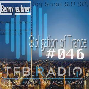 Podcast - Obligation of Trance 046