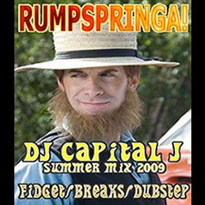 DJ CAPITAL J - RUMPSPRINGA [VIP BASS MIX SESSIONS #1]
