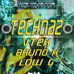 LOW G @Naza Techno Team@ Blá Blá Bar Nazaré