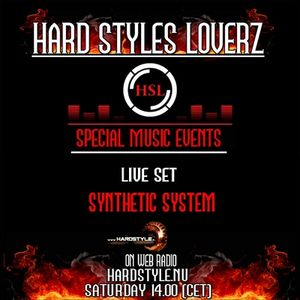 Synthetic System -  Hard Styles Loverz - Hardstyle.nu - Saturday 19  May 2012