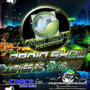 GREEN NIGHTS RECORDS RADIO SHOW 001 (GNR RADIO SHOW 001)