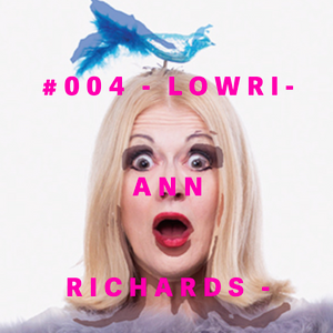 Emc=Q #004 - Lowri-Ann Richards [La-La Shockette]