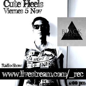 CUTE HEELS @ REC - Viernes 5 Nov 2010