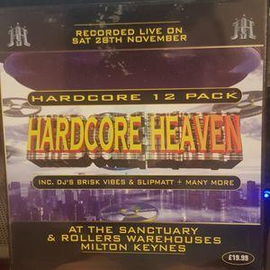 M-Zone - Slammin Vinyl Vs Hardcore Heaven 28th November 1998
