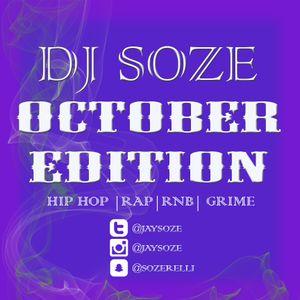 October edition   Hip Hop   Rnb   RNB   Basement