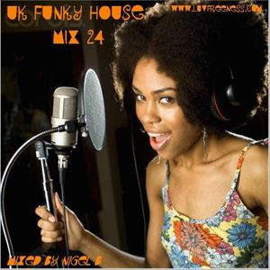 NIGEL B (UK FUNKY HOUSE MIX 24)