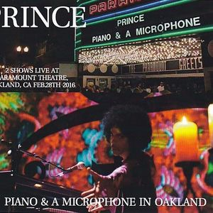 SL 086-087 - Piano & A Microphone Volume 5, Oakland