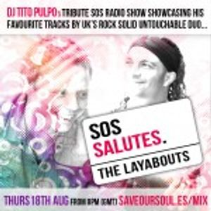 The Layabouts - An SOS tribute to...