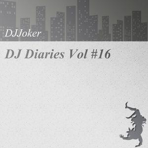 DJ Diaries Vol #16