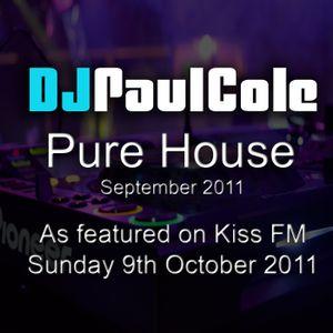 Kiss 100 Mix (Pure House Promo Sept 11)