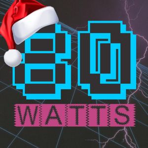 80 WATTS - Playlist de Natal
