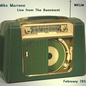 From The Basement on WKUM February 2018