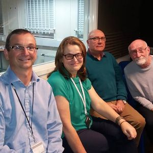 A Bit of Everything with Sue Hill, Peter Openshaw & SheedyFrost. 21/11/2017