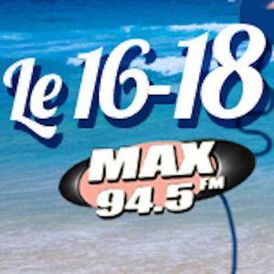 Le 16-18 de Kalvin sur MAX FM 94.5 **Spécial Radioshow de 4H (guest Deejay JC)** 13.02.2013