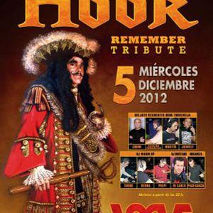 HOOK REMEMBER TRIBUTE 2012 SESION DJ CHUMI