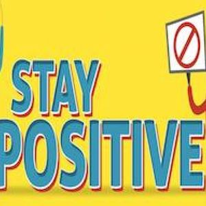 Stay Positive  2 - Audio