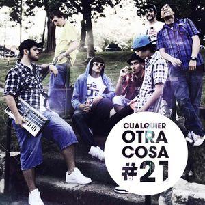 """Cualquier otra cosa #21 (Mark Luva """"Cualquier otra Txapela"""" mix)"""