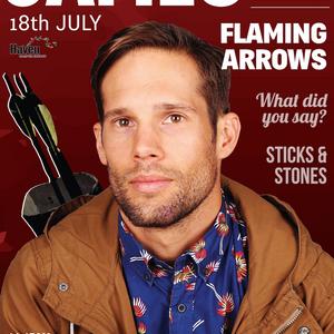 Flaming Arrows (James Series Pt 6)    Adam Kranz    18 July 2015